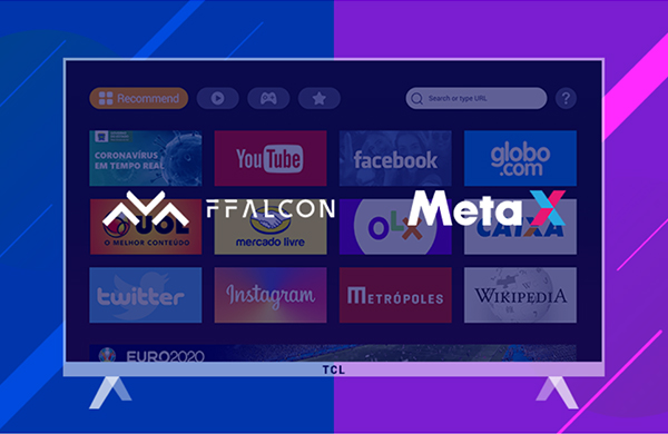 MetaX Software joins hands with TCL FFalcon in CTV advertising market